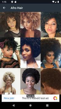 Afro Hair screenshot 1