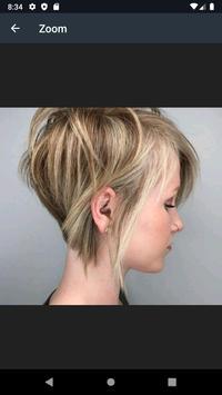 Short Hair Styles screenshot 3