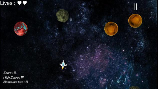 The Space Traveler screenshot 1