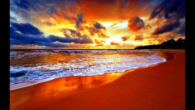 Sunset. Nature Wallpapers poster