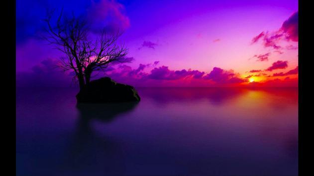 Sunset. Nature Wallpapers screenshot 1