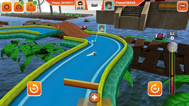 Mini Golf captura de pantalla 12