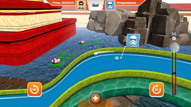 Mini Golf captura de pantalla 15