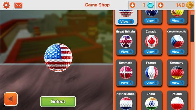 Mini Golf captura de pantalla 3