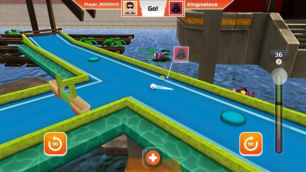 Mini Golf captura de pantalla 6