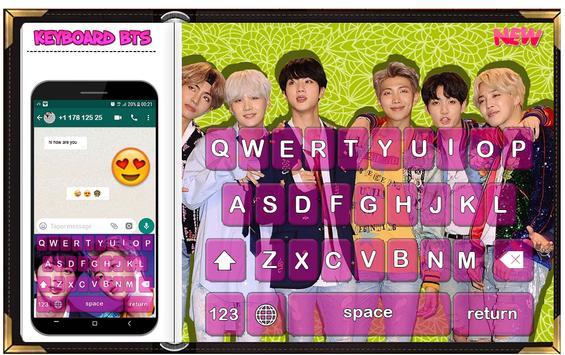 keyboard BTS screenshot 4