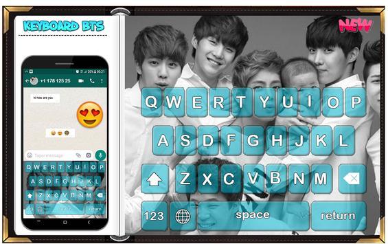 keyboard BTS screenshot 5