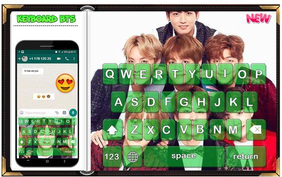 keyboard BTS screenshot 1