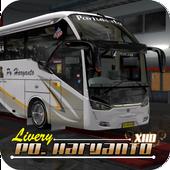 Download aplikasi hp samsung Livery Mod SR2 DD PO Hariyanto