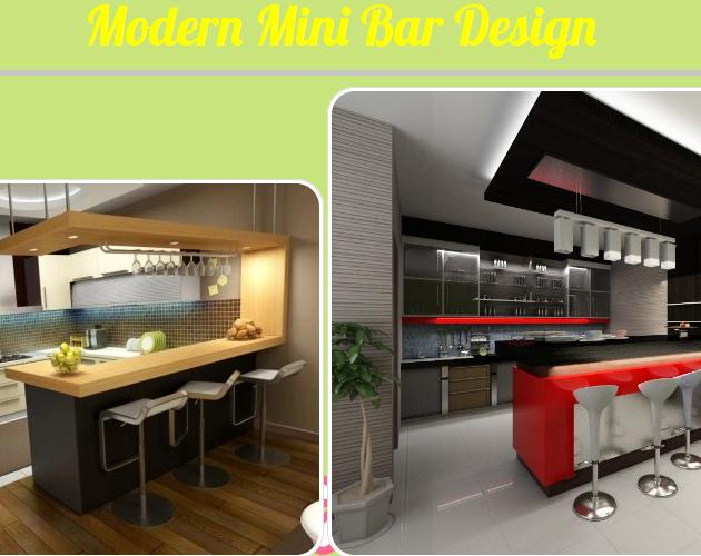 Modern Mini Bar Design For Android Apk Download