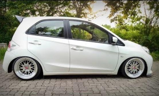 81 Modifikasi Mobil Honda Brio Ceper Terbaru