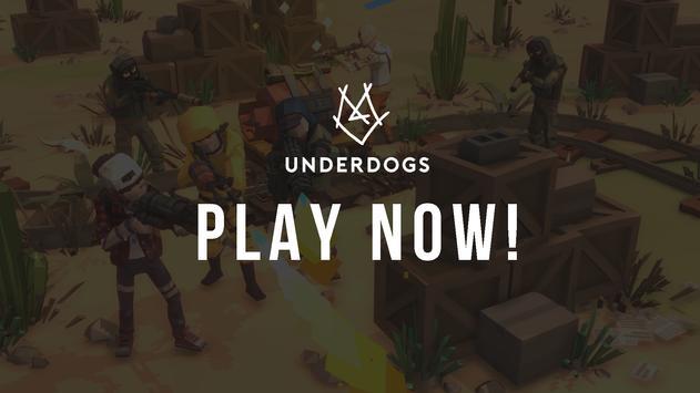 Underdogs скриншот 17