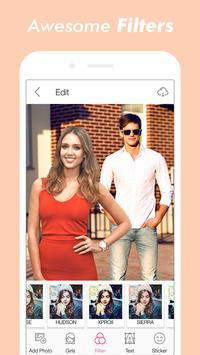 Girlfriend photo editor - Girlfriend Frames screenshot 1
