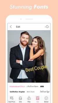 Girlfriend photo editor - Girlfriend Frames screenshot 2