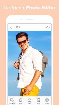 Girlfriend photo editor - Girlfriend Frames screenshot 8