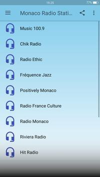 Monaco Radio Stations screenshot 1