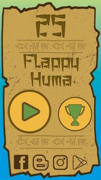 Flappy Huma poster