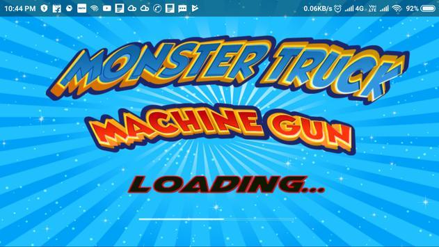 Monster Truck With Machine Gun 2019 screenshot 5