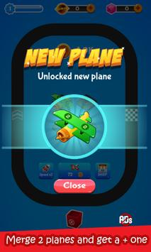 Merge Plane 2 - Click & Idle Tycoon screenshot 7