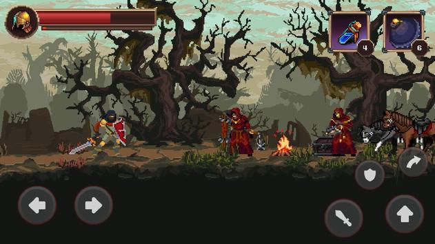 Mortal Crusade: Sword of Knight poster