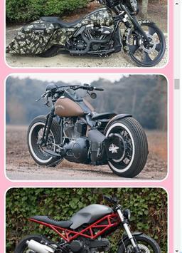 Motorcycle Modification Design screenshot 1