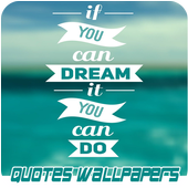 Quotes Wallpapers HD icon