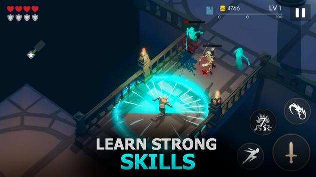 Restless Dungeon imagem de tela 1