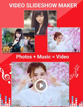 Video Slideshow Maker ポスター