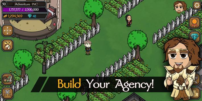 Adventure Agency screenshot 4