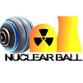 Nucluer Ball 3D icon
