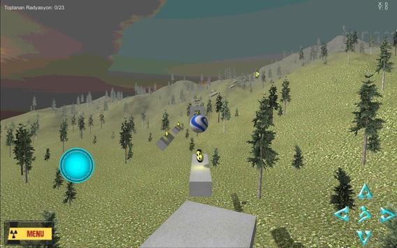 Nucluer Ball 3D screenshot 1