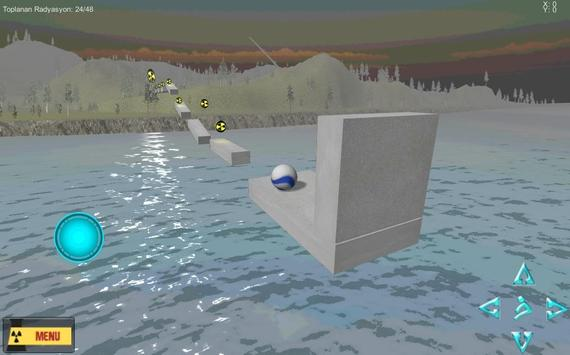 Nucluer Ball 3D screenshot 3