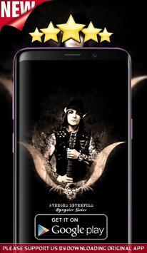 Avenged Sevenfold Wallpaper HD screenshot 2