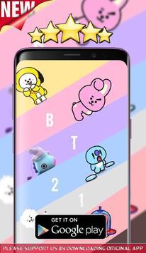 BT21 Wallpaper screenshot 1