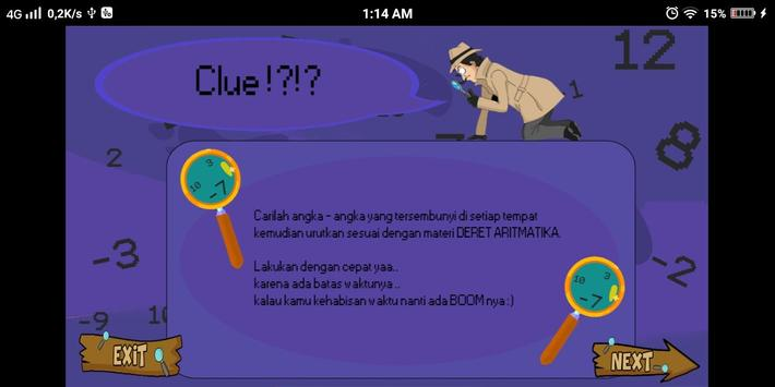 Detective of Math screenshot 4