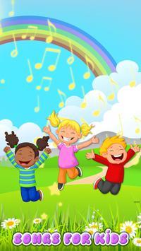 Nursery Rhymes Kids Songs screenshot 1