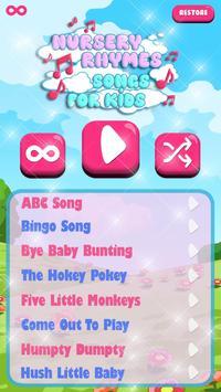 Nursery Rhymes Kids Songs screenshot 3