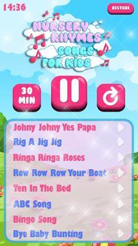 Nursery Rhymes Kids Songs screenshot 4