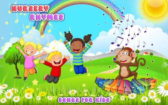 Nursery Rhymes Kids Songs screenshot 5