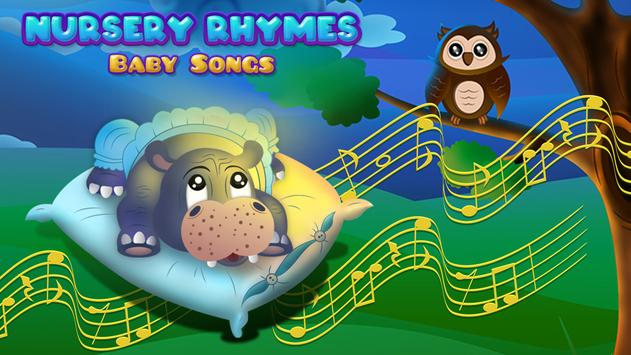 Nursery Rhymes Baby Songs poster