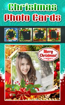 Christmas Photo Cards poster