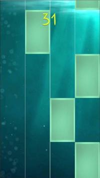 Dangerous - David Guetta - Piano Ocean screenshot 2