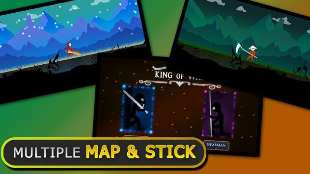 Stick Fight: King of War screenshot 1