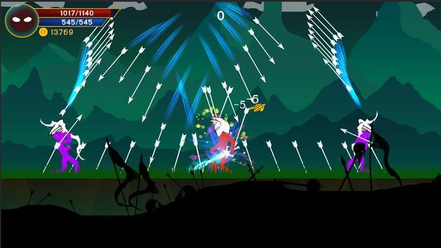 Stick Fight: King of War screenshot 2