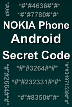 Mobiles Secret Codes of NOKIA poster