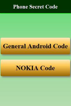 Mobiles Secret Codes of NOKIA screenshot 1