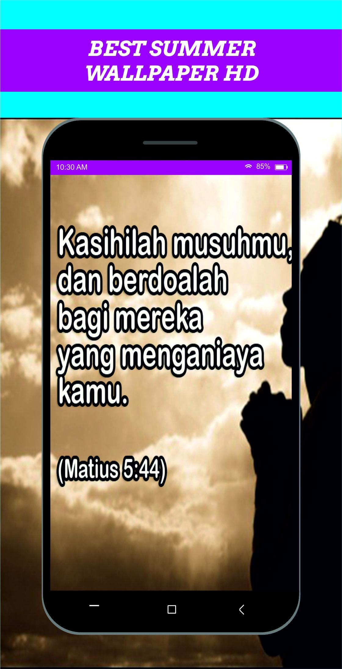 Renungan Kata Mutiara Alkitab For Android Apk Download