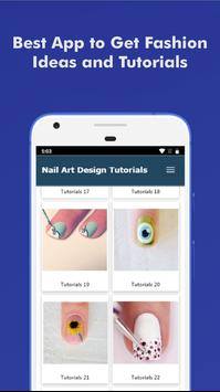 800+ Nail Art Design Idea & Tutorial Step by Step poster