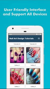 800+ Nail Art Design Idea & Tutorial Step by Step screenshot 4