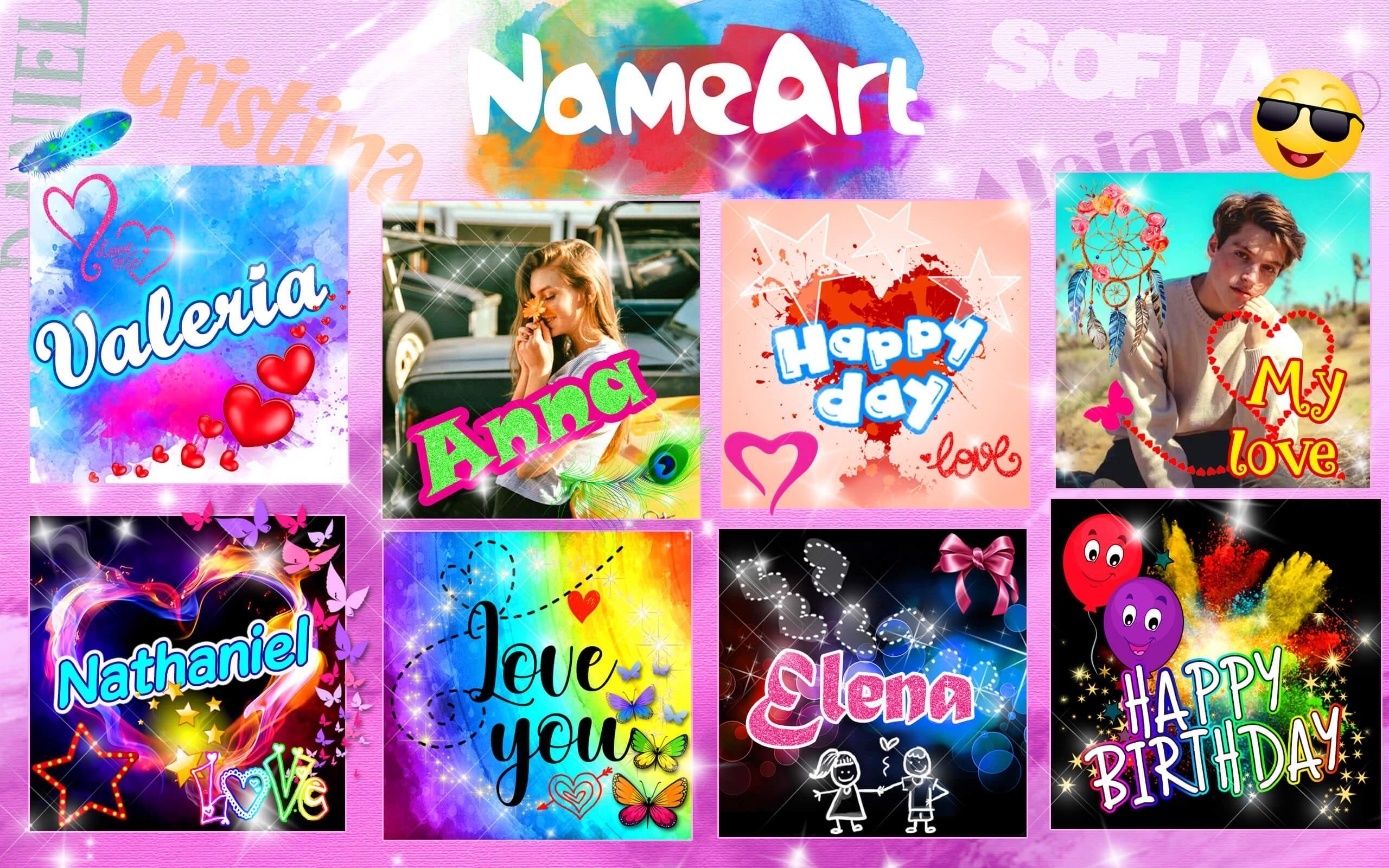 Name Art Maker for Android - APK Download